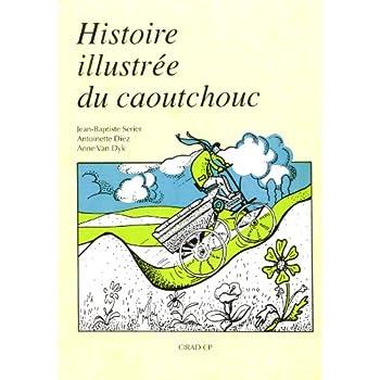 Histoire illustrée du caoutchouc