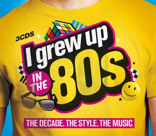 I Grew Up in the 80s, 3 CD Set.