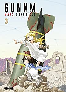 GunnM Mars Chronicle Edition simple Tome 3