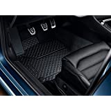 Volkswagen 5G1061502A82V Rubber Floor Mats