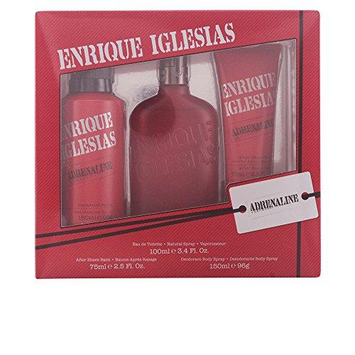 Enrique Iglesias Adrenaline Confezione 3pz