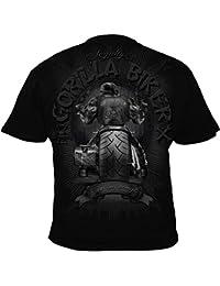 6TN silverhawk Camiseta con Motocicleta