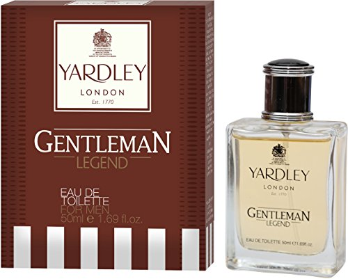 Yardley London -  Gentleman Legend Eau de Toilette 50ml