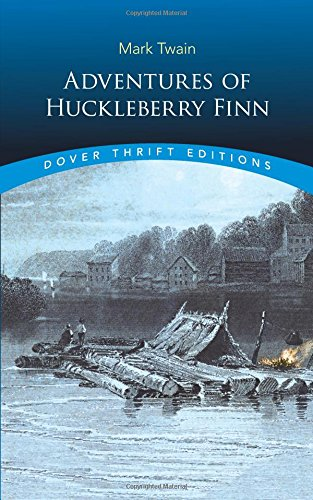 Adventures of Huckleberry Finn (Dover Thrift Editions)