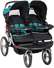 Babytrend Navigator Jogger Tropic, Black and blue green