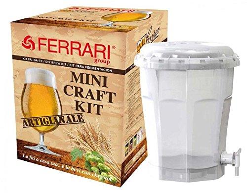 Geschenk Fermenter Bier Kit Coopers 13,5 Liter biy Handwerk ohne Handwerk Braumalz angeboten Geschenk
