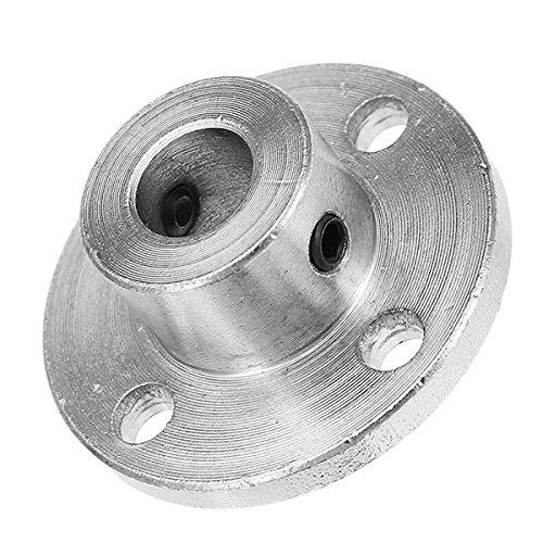 farwind 8mm Flansch Kupplung Stahl starr Flansch Kupplung Motor Guide Schaft Achse Kugellager Armatur (Kugellager Motor)