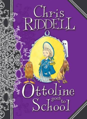 Ottoline Goes to School por Chris Riddell