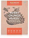 Nourish Organics Honey Crunch Muesli 300Gr