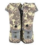 Bicaquu Outdoor-Camouflage Multifunktions-Nylon-Militär-Dual-Bag-Paket wasserdicht