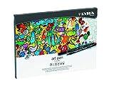 Lyra Art Pen, confezione di Metallo con 20 pennarelli per disegno artistico