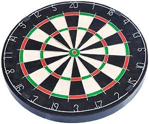 Unbekannt FA Sports Dartscheibe Spick Real-M, schwarz, mehrfarbig, 46x46x4, 902