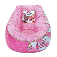 L.O.L. Surprise Chill Out Inflatable Chair, Multi-Colour