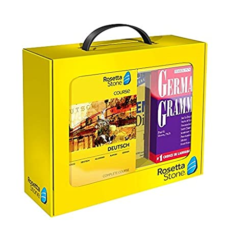 Rosetta Stone German Complete Course Bundle (PC)