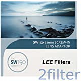 LEE Filters Bague d'adaptation SW150 MkII 82 mm