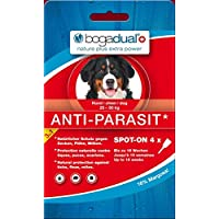 BOGADUAL Anti-Parasit Spot On Hund groß 10 ml Tube preisvergleich bei billige-tabletten.eu