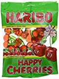 Haribo Happy Cherries, 18er Pack (18 x 200 g Beutel)