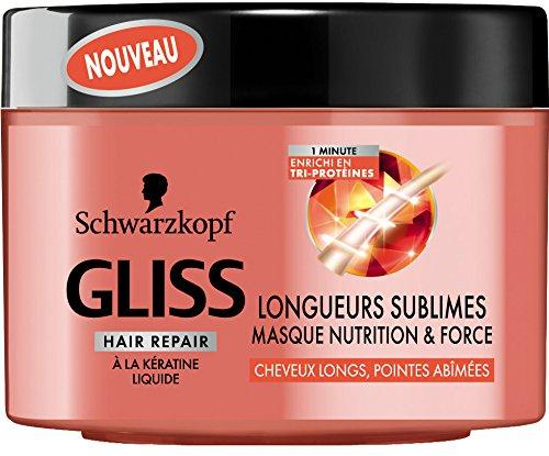 Schwarzkopf Gliss Longueurs Sublimes Masque 200 ml