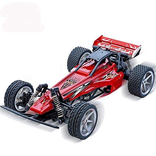 Fernbedienung Auto Kinder Elektrisches Spielzeugauto Junge (ohne Batterien), Rouge