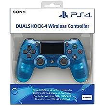 Manette sans fil DualShock 4 Crystal Blue