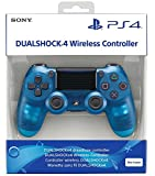 PlayStation 4 - DualShock 4 Wireless Controller, Blue Crystal