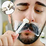 Nose Wax for Men Women,wqeew Nose Waxing Hair Removal Wax Kit 50g