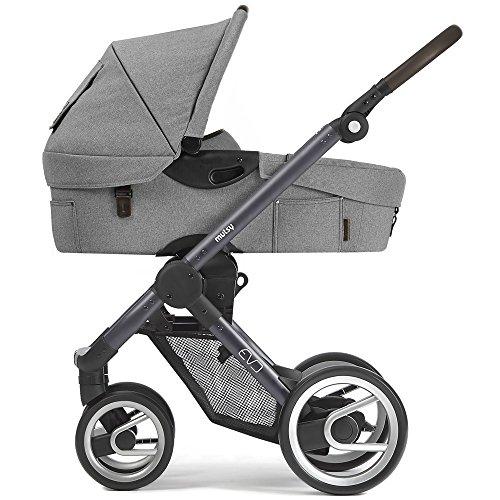 Mutsy Kinderwagen EVO - Farmer mist / grey - Modell 2016