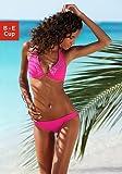 Chiemsee Marken-Bügel-Bikini pink Größe 36 D-Cup