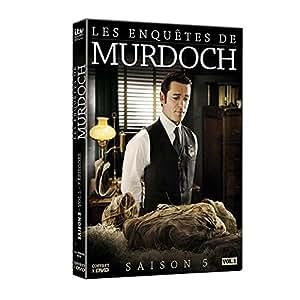 Les Enquêtes de Murdoch - Saison 5 - Vol. 1