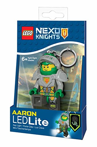 Lego 90012 Minitaschenlampe Nexo Knights, Aaron, 7,6 cm Preisvergleich