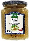 Feinster dänischer Fruchtaufstrich aus feinsten Kiwi im 400g Glas von Mühlebach