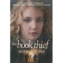 The Book Thief by Markus Zusak (2013-10-15)