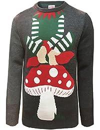 Threadbare Pullover lavorato a maglia, tema: natalizio, per adulti
