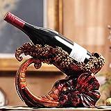 Www Weinregal, Naturharz, Wohndekoration, kreatives Wohnzimmer, Weinschrank, TV-Schrank, Weinfläche, einfaches modernes Handwerk