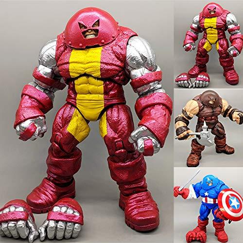 LIGHT LJ X-Men Action-Figur Figuarts Fat Charakter Figma Für Kinder Und Anime-Liebhaber Oder Benutzt Für Hauptdekoration 23cm C