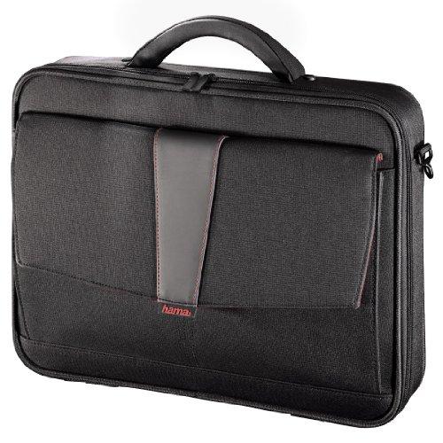 Hama Notebook-Tasche Atlanta bis 44 cm (17,3 Zoll) schwarz