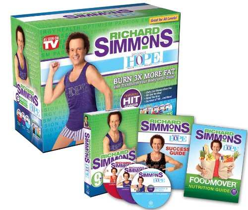 ect H.O.P.E. Home Workout System DVD (Gaiam Tv)