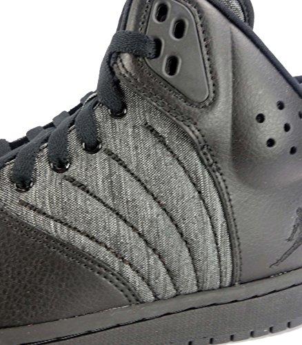 Nike Jordan 1 Flight 4, Scarpe da Basket Uomo Nero
