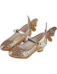 Amazon.fr   Yy.f - Ballerines   Chaussures fille   Chaussures et Sacs c08248c2a759