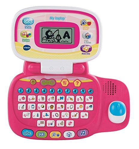 VTech Pre-School My Laptop - Pink