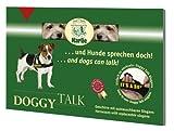 KARLIE Aufschriften DOGGY TALK Slogans für Hundegeschirr DER TUT NIX