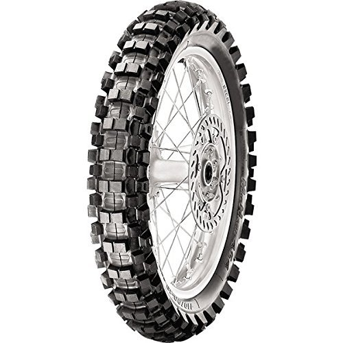 Pirelli Scorpion MX eXTra J Tire - Rear - 2.75-10 , Position: Rear, Tire Size: 2.75-10, Rim Size: 10, Load Rating: 37, Speed Rating: J, Tire Type: Offroad, Tire Application: Intermediate 2133800 by Pirelli