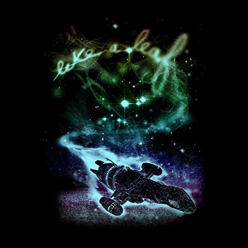 Firefly Like A Leaf On The Wind Men's Vest Black