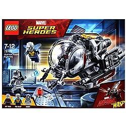 Lego Marvel Super Heroes Erforscher des Quantenreichs (76109)