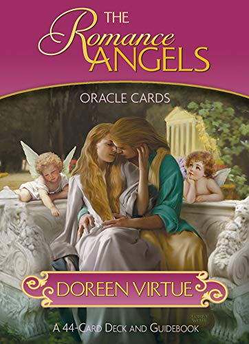 The Romance Angels Oracle Cards por Doreen Virtue PhD