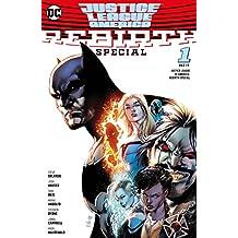 Justice League of America: Rebirth Special