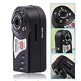 Mini Kamera Mini Kabellos Tragbare Überwachungskamera HD Tragbare Kamera IP Überwachungskamera Sicherheit Kamera P2P Kleine mit Bewegungsmelder/IR Nachtsicht für IOS Andriod iPhone