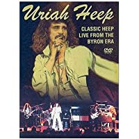 Uriah Heep - Classic Heep Live From The Byron Era