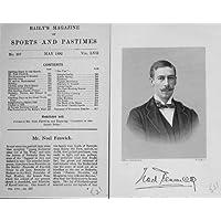 Sig. Antico 1892 del Ritratto Noel Fenwick Sportsman