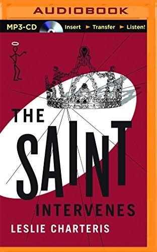 The Saint Intervenes by Leslie Charteris (2016-01-26)